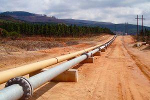 Сборка и установка фланцевых соединений на стальных трубопроводах